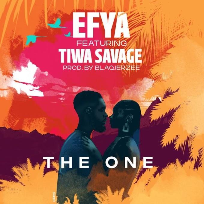 [MUSIC] Efya ft Tiwa Savage – The One