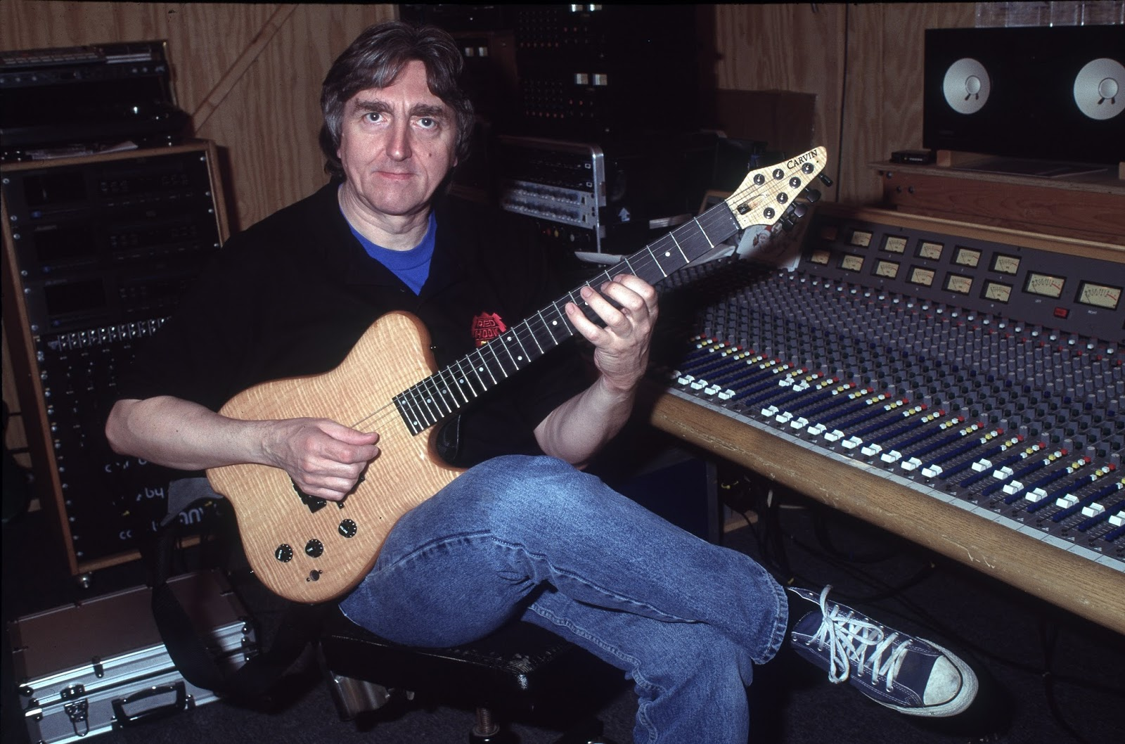 Allan Holdsworth Anne Leighton