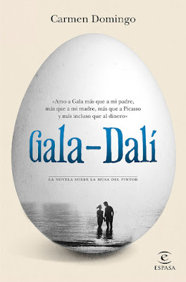 LIBRO - Gala-Dalí : Carmen Domingo (Espasa - 7 Junio 2016) NOVELA | Edición papel & digital ebook kindle Comprar en Amazon España