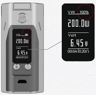 How much do you know about Reuleaux RX200S 200W TC Box Mod?