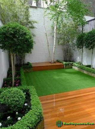 6 Pretty interesting garden decorating design