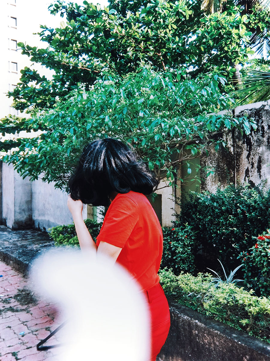 Next womens Red Top, mango red Highwaist trousers ,Zara Red Patent Block Heel,Zara Black Velvet Mini Bag  ,redoutfitinspiration