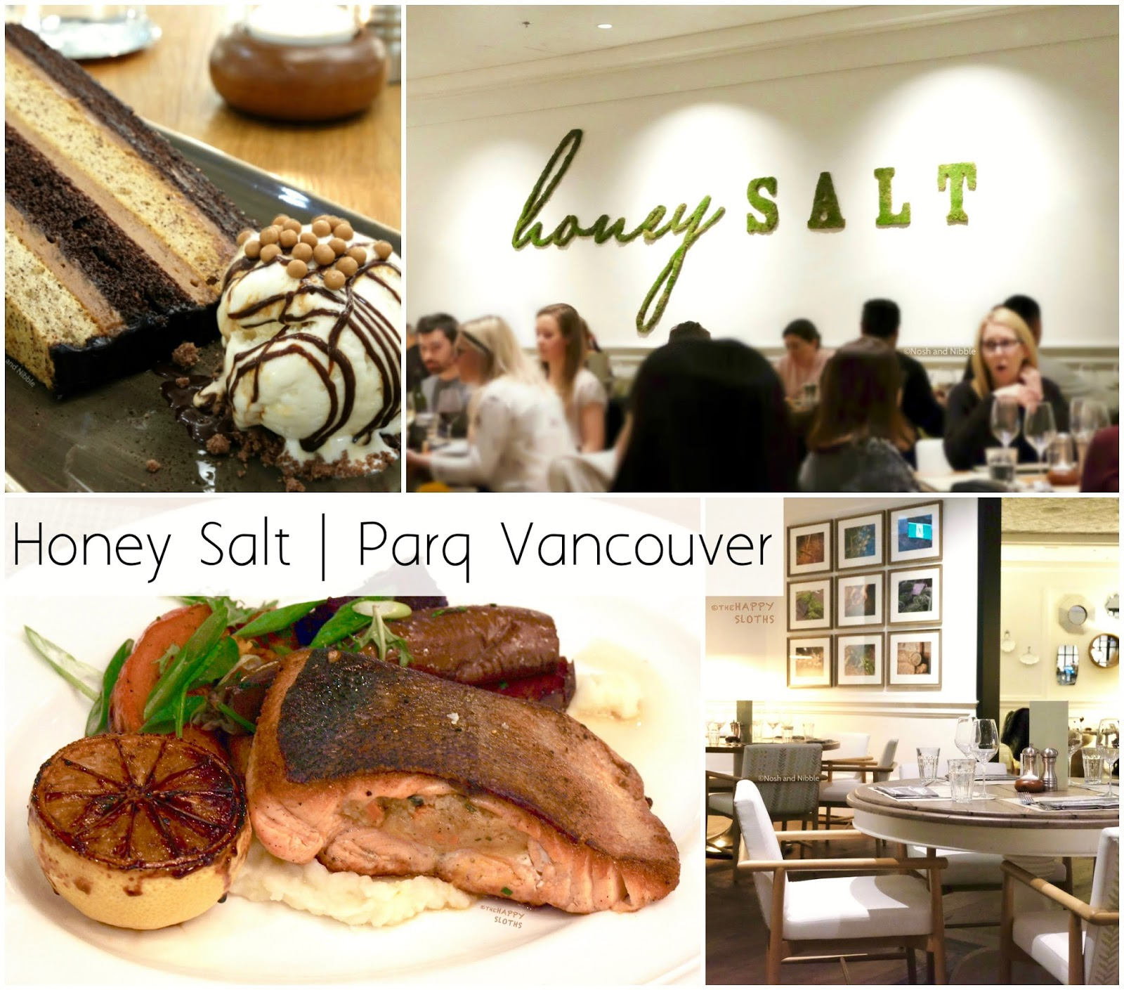Parq Vancouver | Honey Salt Restaurant Review