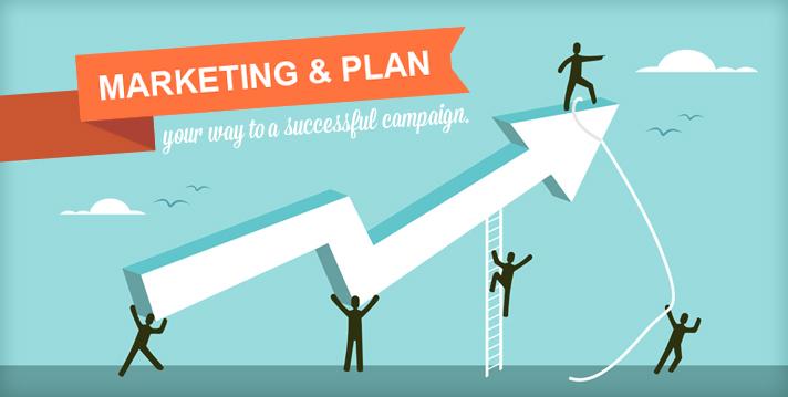 Xây Dựng Kế Hoạch Marketing Hoàn Chỉnh Gồm 12 Bước