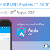 Sunday Challenge Is Live On Adda247 App: Practice Set IBPS PO Prelims 2017