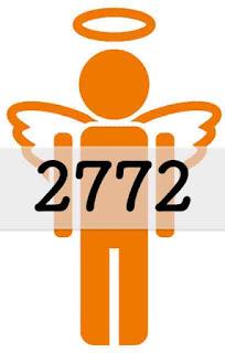エンジェルナンバー 2772