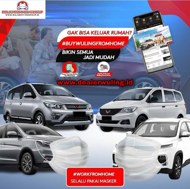 Promo Kredit Wuling Sukabumi 2020