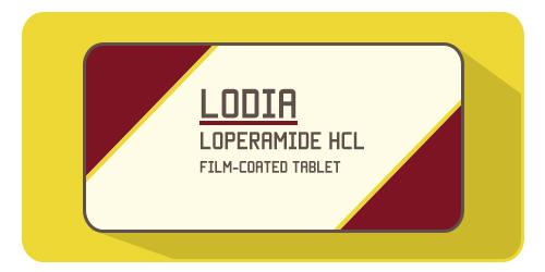 Lodia – Loperamide Tablet Obat Untuk Diare Dari Sanbe