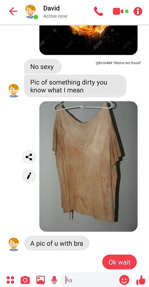 girls Sex chat screenshot send me dirty dress