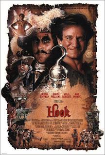 Hook (El capitán Garfio)(Hook)