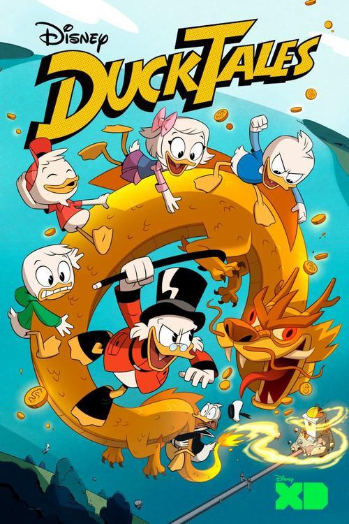 DuckTales: Woo-oo! (2017) Dual Audio 720p HDRip x264 [Hindi + English] 350MB
