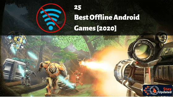 25 Best Offline Android Games In 2020 Play Without Internet
