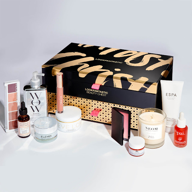 Lookfantastic Beauty Chest 2020
