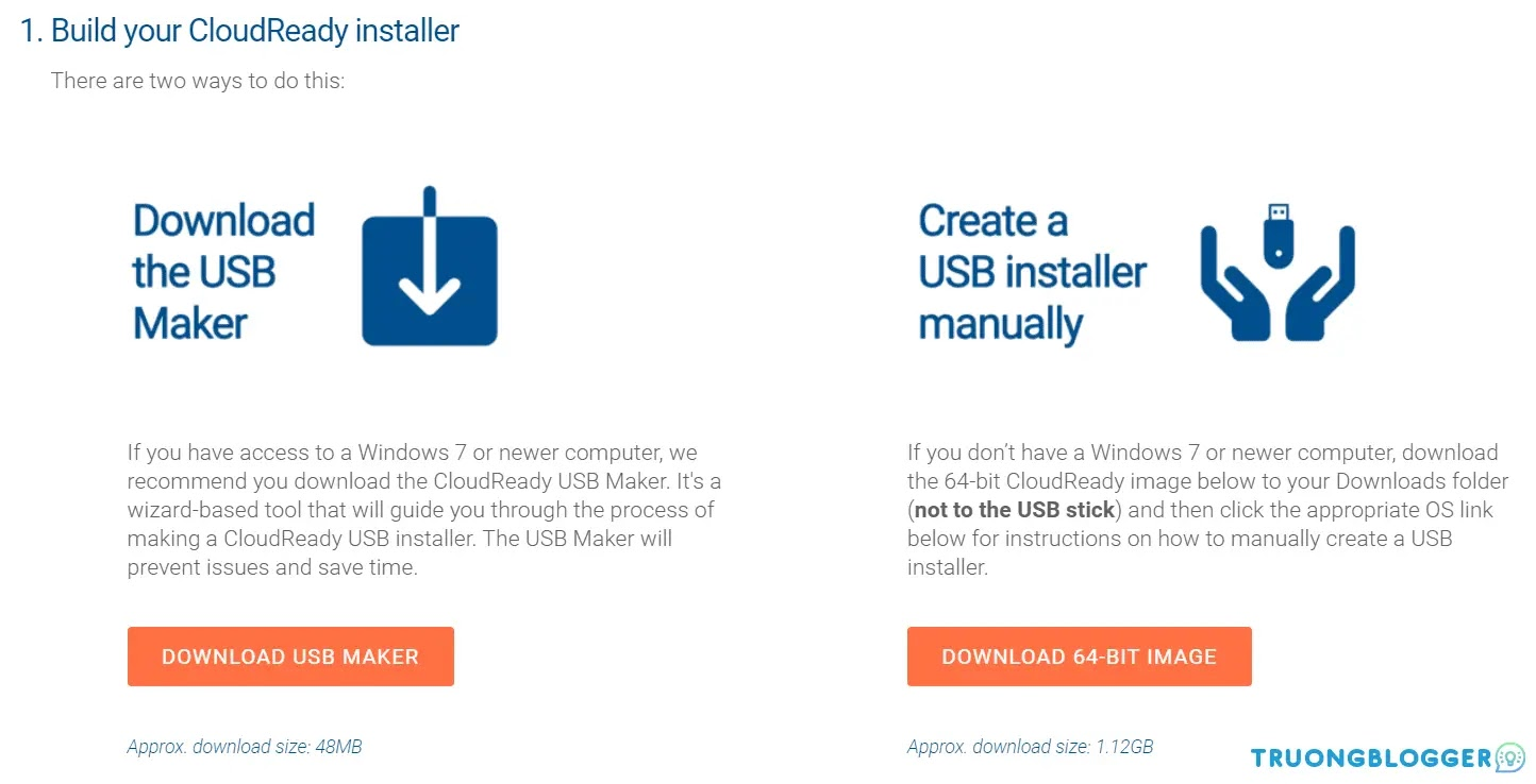Hướng dẫn cách tạo USB Chrome OS và cài đặt lên laptop đơn giản nhất