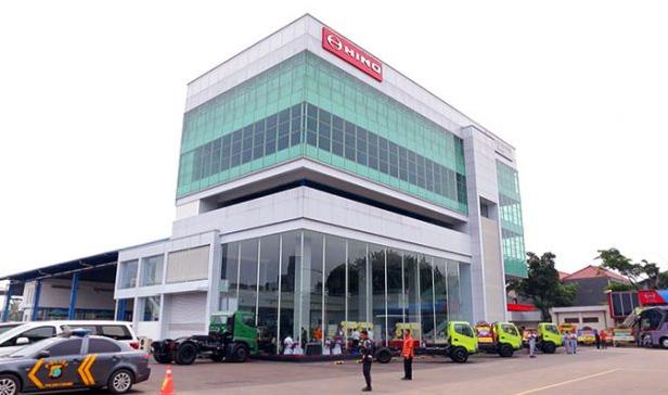 Lowongan Kerja Hoyu Marketing Supervisor PT Hino Motors Sales Indonesia Tangerang