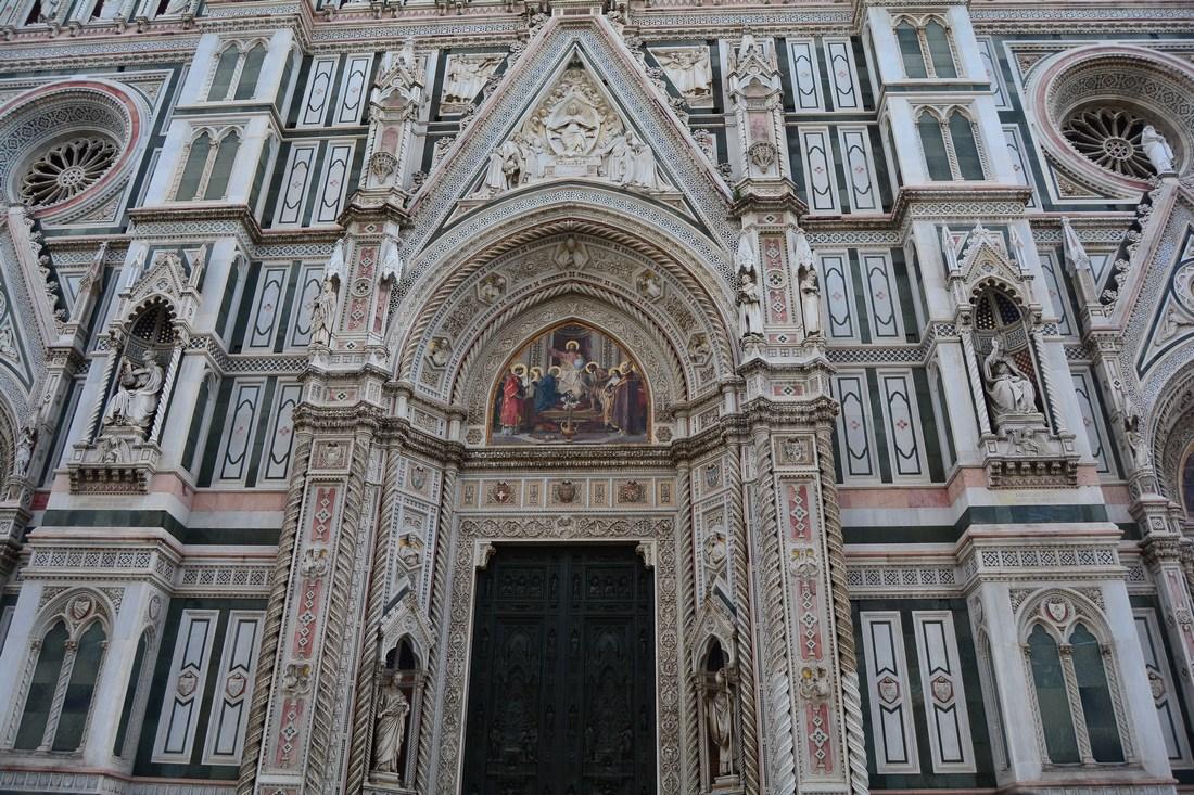 façade Notre Dame dei Fiore Florence