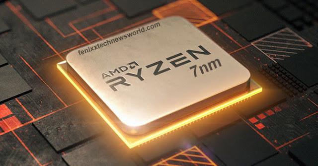 AMD, Processor, 7nm, ryzen, specification