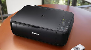 cara reset canon mp287