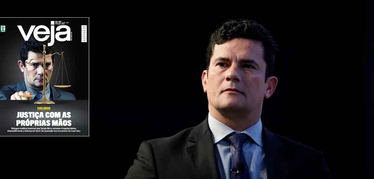 12804a7faa SGA Notícias: NOVA BOMBA: Revista Veja confirma Sério Moro foi um ...