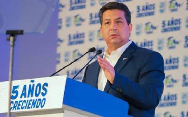 Cámara de Diputados aprueba desaforar al gobernador de Tamaulipas