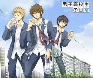 تقرير انمي Danshi Koukousei no Nichijou (الحياة اليومية لطلاب الثانوية)