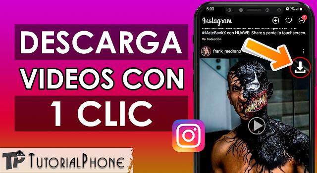 Así descargas cualquier video en tu Instagram PC