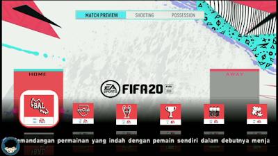 eFootball PES 2020 Jogress v4.1 FIFA 20 Mod Season 2019/2020