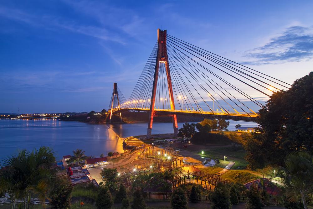 Jembatan Barelang Legendaris di Kota Batam