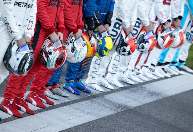 F1 driver salary 2021