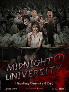 Đại Học Ma - Midnight University (2016) | Full HD VietSub
