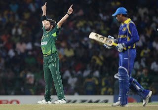 Sri Lanka vs Pakistan 10th Match ICC Cricket World Cup 2011 Highlights