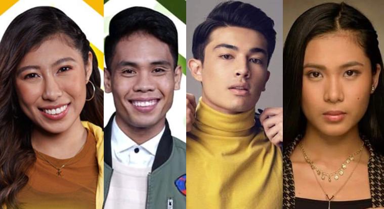 Meet the Big Four of PBB Otso. Congratulations, housemates!