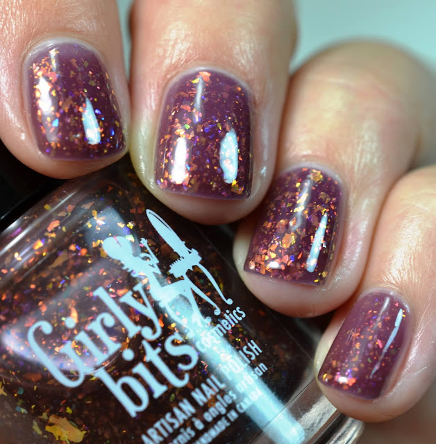 Girly Bits I've Missed CN You swatch