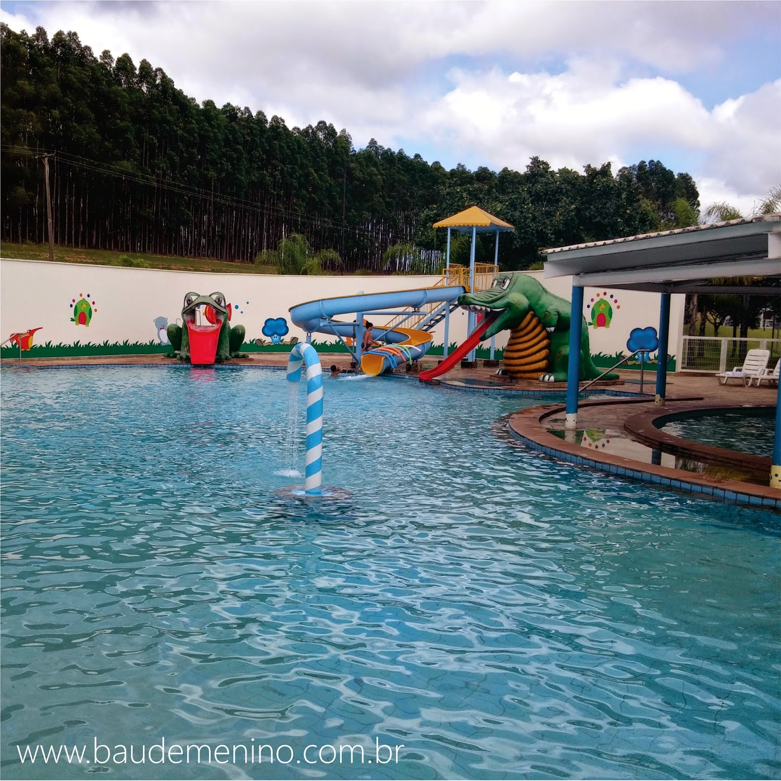 Blue Tree Park Lins