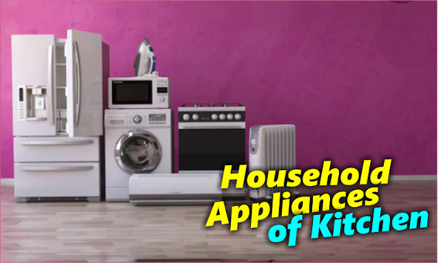 12 basic household appliances to equip your new kitchen