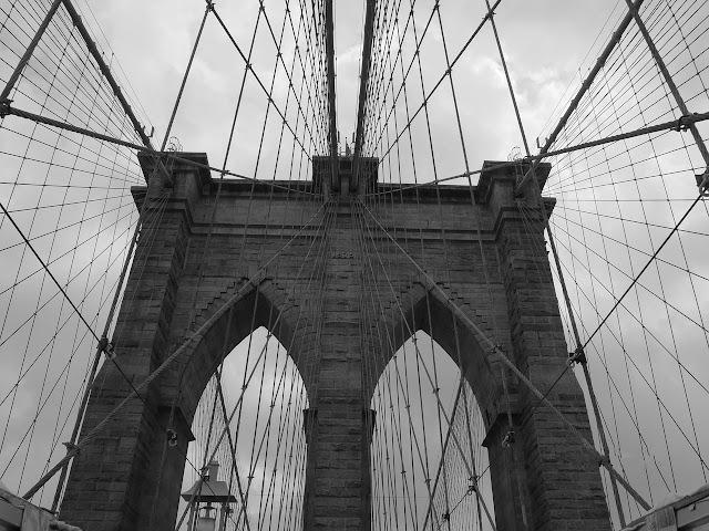 صورة جسر بروكلين في نيويورك