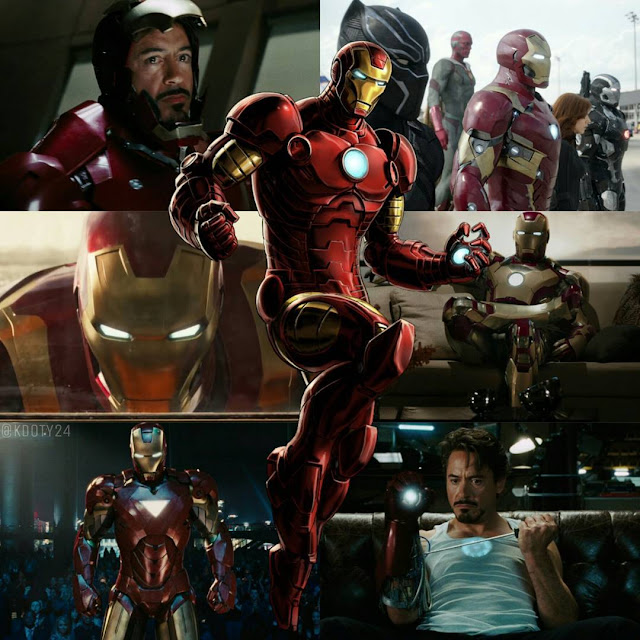 Iron Man HD Wallpapers | Images 2018