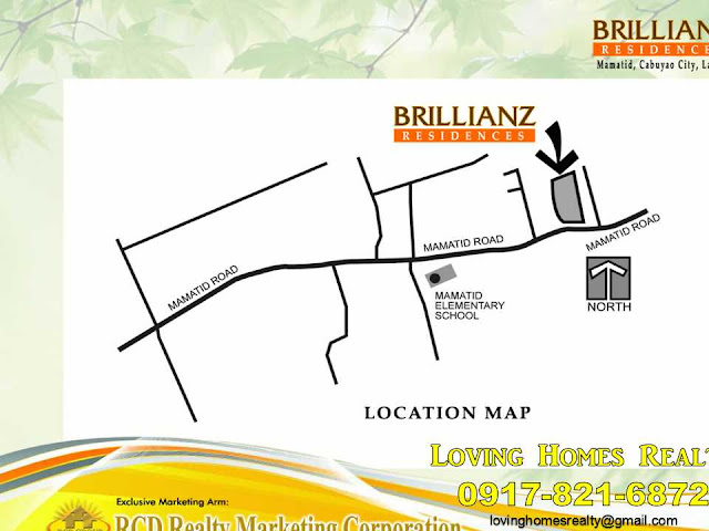 Brillianz Residences Single House And Lot Sale In Cabuyao