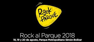 Poster 1 Rock al Parque 2018