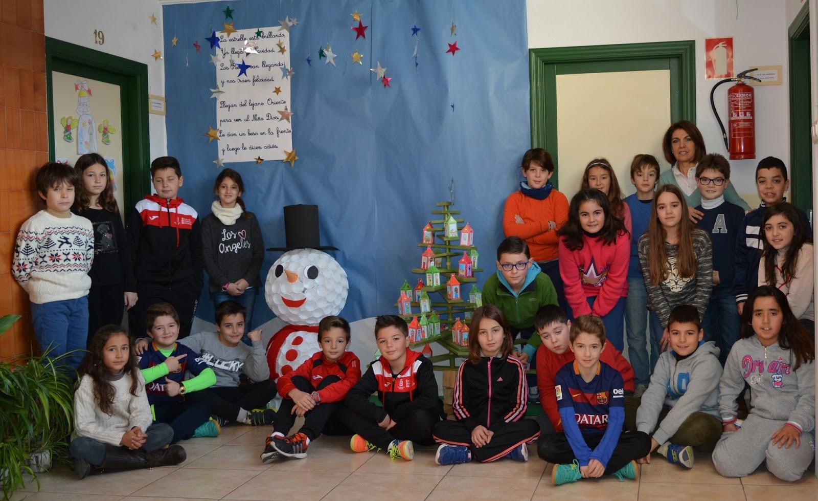 Escuela de puertas abiertas diciembre 2016 - Costumbres navidenas en alemania ...