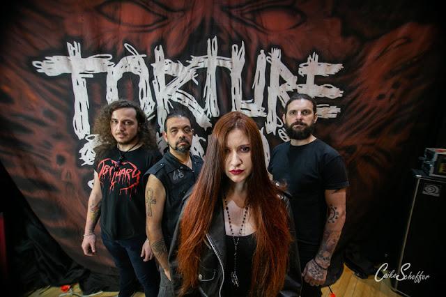 Torture Squad inicia amanhã primeira turnê da banda na América Central