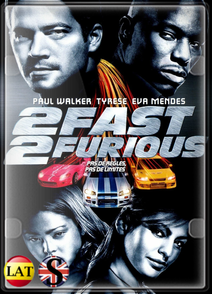 Rápidos y Furiosos 2 (2003) HD 1080P LATINO/INGLES