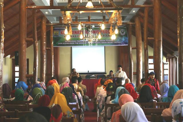 Pariaman Intervensi Kurang Gizi Stunting Pada Balita