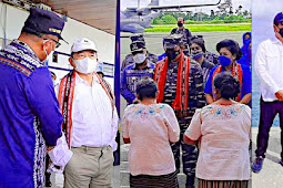 Three State Officials Visited Developments in the Tanimbar Islands