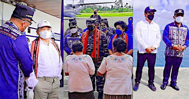 Three State Officials Visited Developments in the Tanimbar Islands.lelemuku.com.jpg