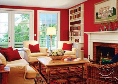 Desain Dan Tips Pemilihan Warna Cat Ruang Tamu Minimalis