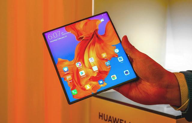 هاتف Huawei Mate X القابل للطي سيصل الشهر القادم بسعر 2400 دولار أمريكي