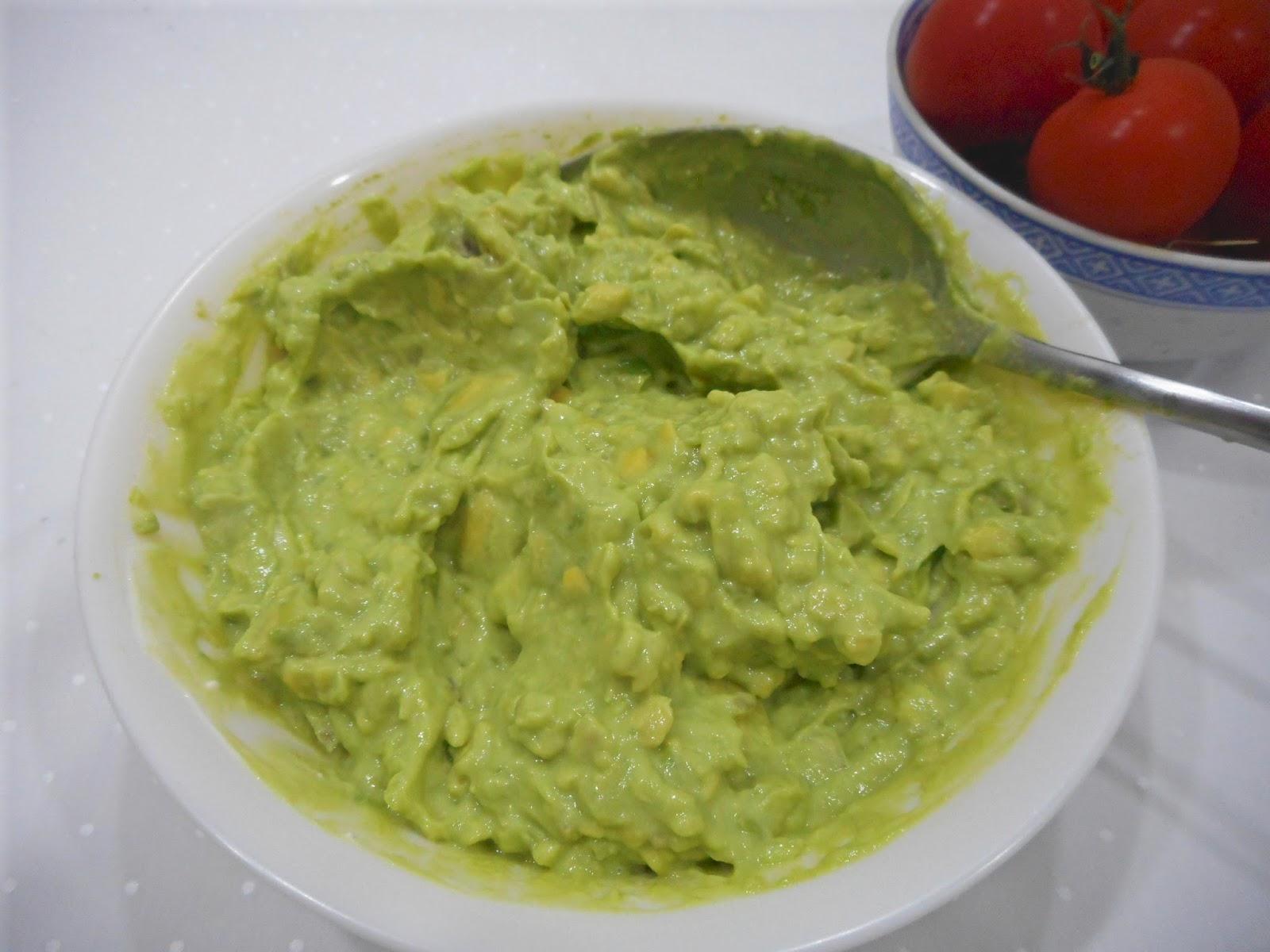 how to make guacamole dip easy