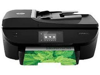 Picture HP Officejet 5745 Printer