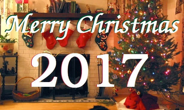 merry christmas 2017 cards